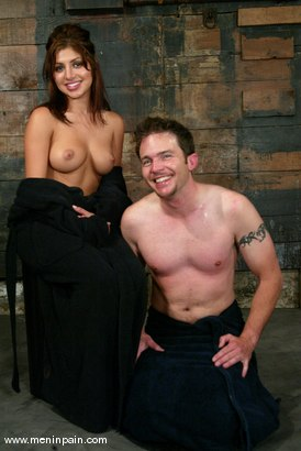 Photo number 15 from Sativa Rose and Dick Richards shot for Men In Pain on Kink.com. Featuring Sativa Rose and Dick Richards in hardcore BDSM & Fetish porn.