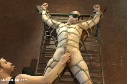 Photo number 12 from Feisty New Yorker - Kurt Von Ryder shot for Men On Edge on Kink.com. Featuring Kurt Von Ryder in hardcore BDSM & Fetish porn.