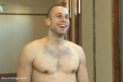 Photo number 15 from Feisty New Yorker - Kurt Von Ryder shot for Men On Edge on Kink.com. Featuring Kurt Von Ryder in hardcore BDSM & Fetish porn.