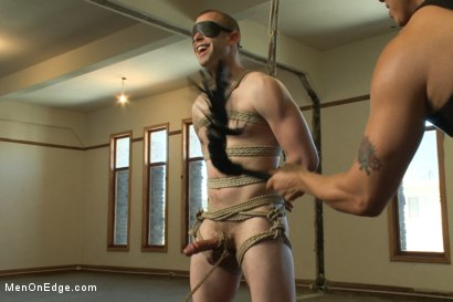 Photo number 6 from Feisty New Yorker - Kurt Von Ryder shot for Men On Edge on Kink.com. Featuring Kurt Von Ryder in hardcore BDSM & Fetish porn.