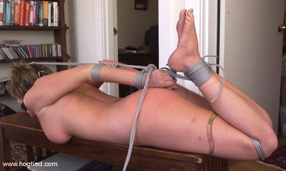 Photo number 7 from Dusty shot for Hogtied on Kink.com. Featuring Dusty in hardcore BDSM & Fetish porn.