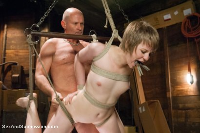 Photo number 10 from Daughter's Best Friend Sexually Dominated! shot for Sex And Submission on Kink.com. Featuring Mark Davis and Alani Pi in hardcore BDSM & Fetish porn.
