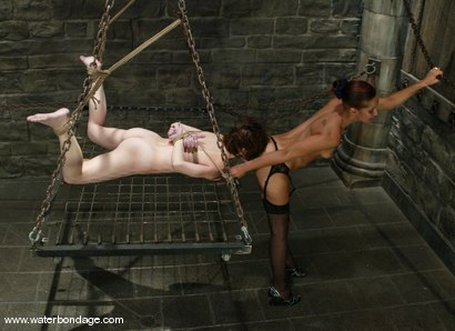 Photo number 6 from AnnaBelle Lee and Isis Love shot for Water Bondage on Kink.com. Featuring AnnaBelle Lee and Isis Love in hardcore BDSM & Fetish porn.