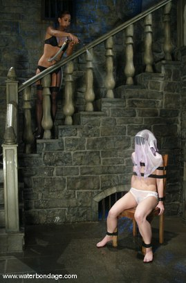 Photo number 1 from AnnaBelle Lee and Isis Love shot for Water Bondage on Kink.com. Featuring AnnaBelle Lee and Isis Love in hardcore BDSM & Fetish porn.