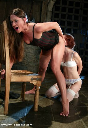 Photo number 7 from AnnaBelle Lee and Alissa Ashley shot for Whipped Ass on Kink.com. Featuring AnnaBelle Lee and Alissa Ashley in hardcore BDSM & Fetish porn.