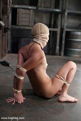 Photo number 14 from Kat shot for Hogtied on Kink.com. Featuring Kat in hardcore BDSM & Fetish porn.
