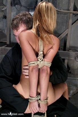 Photo number 4 from Kat shot for Hogtied on Kink.com. Featuring Kat in hardcore BDSM & Fetish porn.