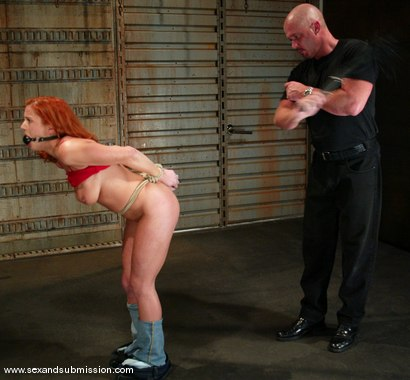 Photo number 5 from Mark Davis and Gabriella Banks shot for Sex And Submission on Kink.com. Featuring Mark Davis and Gabriella Banks in hardcore BDSM & Fetish porn.