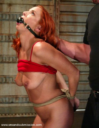 Photo number 6 from Mark Davis and Gabriella Banks shot for Sex And Submission on Kink.com. Featuring Mark Davis and Gabriella Banks in hardcore BDSM & Fetish porn.