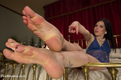 Photo number 11 from The Foot Specialist shot for Foot Worship on Kink.com. Featuring Lorelei Lee, Tommy Pistol and Juliette March in hardcore BDSM & Fetish porn.