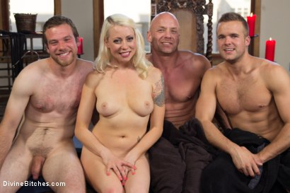 Photo number 10 from Lorelei Lee's Slave Competition shot for Divine Bitches on Kink.com. Featuring Lorelei Lee, Jesse Carl, Connor Patricks and Chad Rock in hardcore BDSM & Fetish porn.
