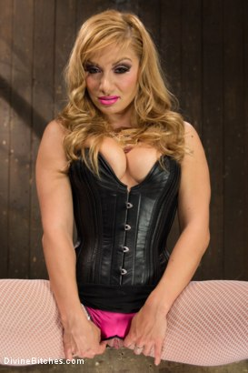 Photo number 1 from Romanian Princess Lea Lexis shot for Divine Bitches on Kink.com. Featuring Lea Lexis and Robert Axel in hardcore BDSM & Fetish porn.