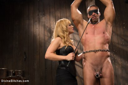 Photo number 11 from Romanian Princess Lea Lexis shot for Divine Bitches on Kink.com. Featuring Lea Lexis and Robert Axel in hardcore BDSM & Fetish porn.