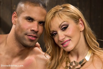 Photo number 9 from Romanian Princess Lea Lexis shot for Divine Bitches on Kink.com. Featuring Lea Lexis and Robert Axel in hardcore BDSM & Fetish porn.