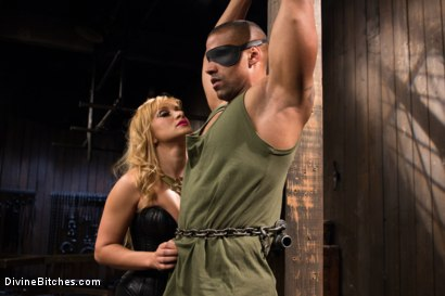Photo number 2 from Romanian Princess Lea Lexis shot for Divine Bitches on Kink.com. Featuring Lea Lexis and Robert Axel in hardcore BDSM & Fetish porn.