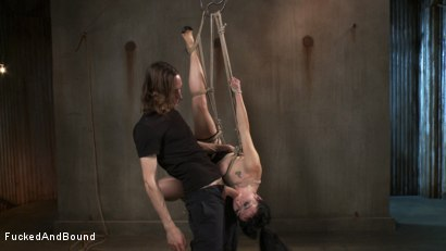 Photo number 6 from Damsel Dilemma  shot for Fucked and Bound on Kink.com. Featuring Siouxsie Q and Owen Gray in hardcore BDSM & Fetish porn.