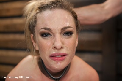 Photo number 10 from Training a Slut Girl to Fuck Better, Day One shot for The Training Of O on Kink.com. Featuring Dahlia Sky in hardcore BDSM & Fetish porn.