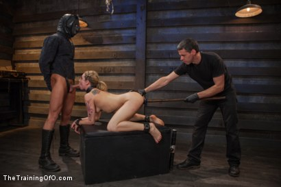 Photo number 11 from Training a Porno Slut to Fuck Better, Day Two shot for The Training Of O on Kink.com. Featuring Dahlia Sky, Rob Blu and Marshal in hardcore BDSM & Fetish porn.