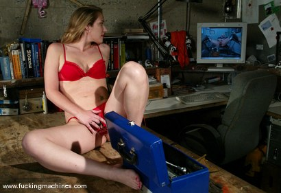 Photo number 2 from Jade Marxxx shot for Fucking Machines on Kink.com. Featuring Jade Marxxx in hardcore BDSM & Fetish porn.