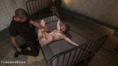 Photo number 10 from Anal Assault shot for  on Kink.com. Featuring Alani Pi and Mickey Mod in hardcore BDSM & Fetish porn.