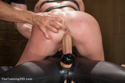 Photo number 13 from The Making of a Perfect Little Slut, Day Two shot for The Training Of O on Kink.com. Featuring Allie James and Owen Gray in hardcore BDSM & Fetish porn.