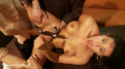 Photo number 11 from Smart Ass Anal Slave Girl Gets an Attitude Adjustment shot for The Upper Floor on Kink.com. Featuring Penny Barber and Owen Gray in hardcore BDSM & Fetish porn.