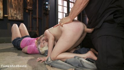 Photo number 1 from Captive Companions shot for Fucked and Bound on Kink.com. Featuring Derrick Pierce, Penny Pax and Cherry Torn in hardcore BDSM & Fetish porn.