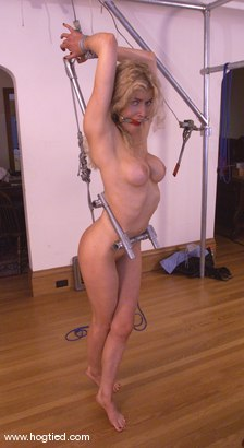 Photo number 5 from Sadie Belle shot for Hogtied on Kink.com. Featuring Sadie Belle in hardcore BDSM & Fetish porn.