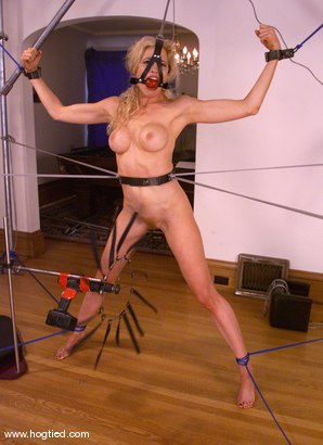 Photo number 7 from Sadie Belle shot for Hogtied on Kink.com. Featuring Sadie Belle in hardcore BDSM & Fetish porn.
