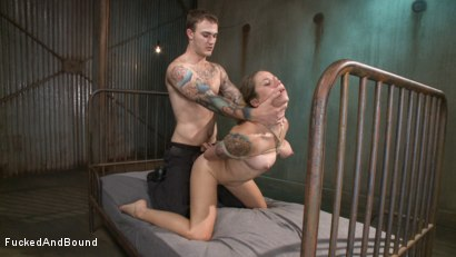 Photo number 14 from Personal Vendetta  shot for Fucked and Bound on Kink.com. Featuring Bella Wilde and Christian Wilde in hardcore BDSM & Fetish porn.