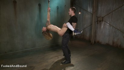 Photo number 3 from Personal Vendetta  shot for Fucked and Bound on Kink.com. Featuring Bella Wilde and Christian Wilde in hardcore BDSM & Fetish porn.