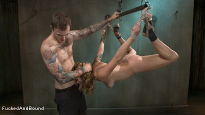 Photo number 7 from Personal Vendetta  shot for Fucked and Bound on Kink.com. Featuring Bella Wilde and Christian Wilde in hardcore BDSM & Fetish porn.