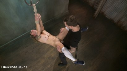 Photo number 5 from Personal Vendetta  shot for  on Kink.com. Featuring Bella Wilde and Christian Wilde in hardcore BDSM & Fetish porn.