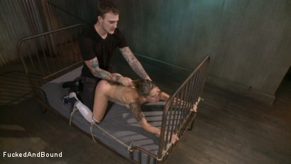 Photo number 6 from Personal Vendetta  shot for Brutal Sessions on Kink.com. Featuring Bella Wilde and Christian Wilde in hardcore BDSM & Fetish porn.