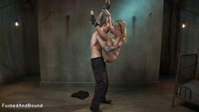Photo number 8 from Personal Vendetta  shot for Brutal Sessions on Kink.com. Featuring Bella Wilde and Christian Wilde in hardcore BDSM & Fetish porn.