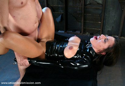 Photo number 8 from Chris Charming and Trixie Cas shot for Sex And Submission on Kink.com. Featuring Chris Charming and Trixie Cas in hardcore BDSM & Fetish porn.