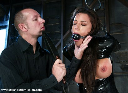 Photo number 2 from Chris Charming and Trixie Cas shot for Sex And Submission on Kink.com. Featuring Chris Charming and Trixie Cas in hardcore BDSM & Fetish porn.