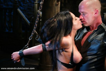 Photo number 5 from Mark Davis and Jenaveve Jolie shot for Sex And Submission on Kink.com. Featuring Mark Davis and Jenaveve Jolie in hardcore BDSM & Fetish porn.