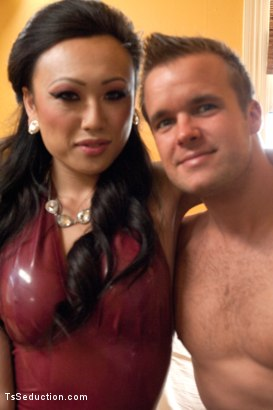 Photo number 15 from Not Every Dungeon is Dark: Real Life POV w/TS Venus Lux in YOUR HOUSE shot for TS Seduction on Kink.com. Featuring Connor Patricks and Venus Lux in hardcore BDSM & Fetish porn.