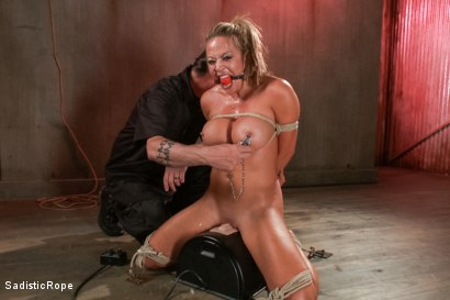 Photo number 4 from Brutality Overload shot for Sadistic Rope on Kink.com. Featuring Mia Lelani in hardcore BDSM & Fetish porn.