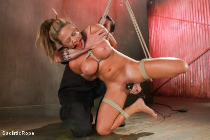 Photo number 1 from Brutality Overload shot for Sadistic Rope on Kink.com. Featuring Mia Lelani in hardcore BDSM & Fetish porn.