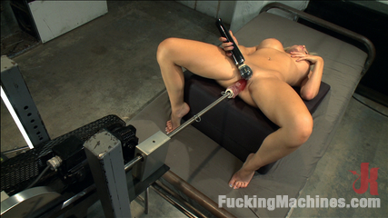 Penthouse Pet Machine FUCKED