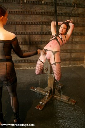 Photo number 3 from Claire Adams and Nina shot for Water Bondage on Kink.com. Featuring Claire Adams and Nina in hardcore BDSM & Fetish porn.