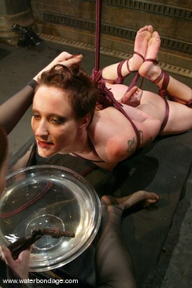 Photo number 8 from Claire Adams and Nina shot for Water Bondage on Kink.com. Featuring Claire Adams and Nina in hardcore BDSM & Fetish porn.