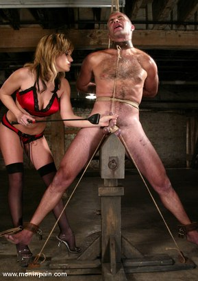 Photo number 1 from Tyla Wynn and Ed Stone shot for Men In Pain on Kink.com. Featuring Ed Stone and Tyla Wynn in hardcore BDSM & Fetish porn.