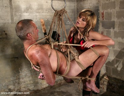 Photo number 8 from Tyla Wynn and Ed Stone shot for Men In Pain on Kink.com. Featuring Ed Stone and Tyla Wynn in hardcore BDSM & Fetish porn.