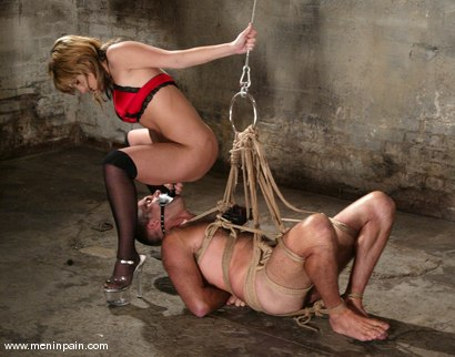 Photo number 12 from Tyla Wynn and Ed Stone shot for Men In Pain on Kink.com. Featuring Ed Stone and Tyla Wynn in hardcore BDSM & Fetish porn.