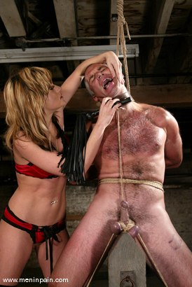 Photo number 3 from Tyla Wynn and Ed Stone shot for Men In Pain on Kink.com. Featuring Ed Stone and Tyla Wynn in hardcore BDSM & Fetish porn.