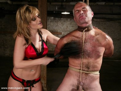 Photo number 4 from Tyla Wynn and Ed Stone shot for Men In Pain on Kink.com. Featuring Ed Stone and Tyla Wynn in hardcore BDSM & Fetish porn.