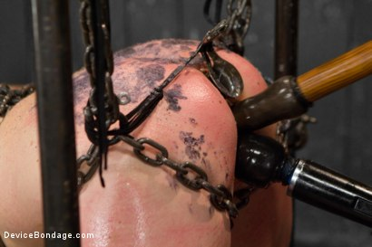 Photo number 10 from Siouxsie Q vs Claire Adams shot for Device Bondage on Kink.com. Featuring Siouxsie Q in hardcore BDSM & Fetish porn.